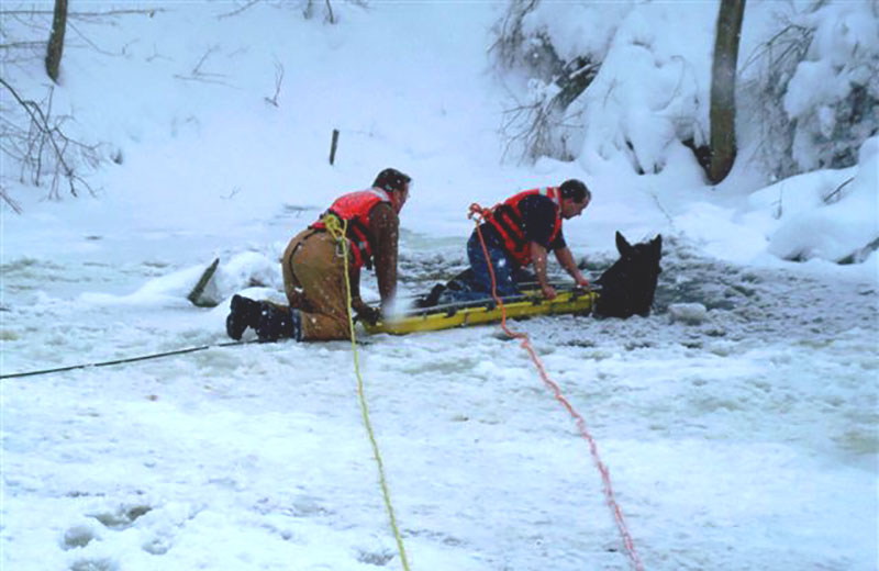 Get Trained - Ice Water Animal Rescue Training